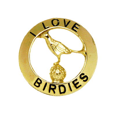 Clubhouse I Love Birdies Golf Tac PinBTP-160G