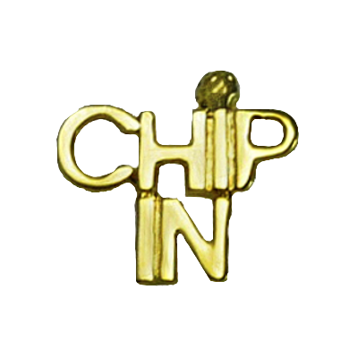 Golf Chip-In Tac Pin1322TP