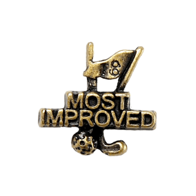 Most Improved Tack Pin1389TP
