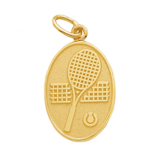 Gold Monogram-Engravable Jewelry